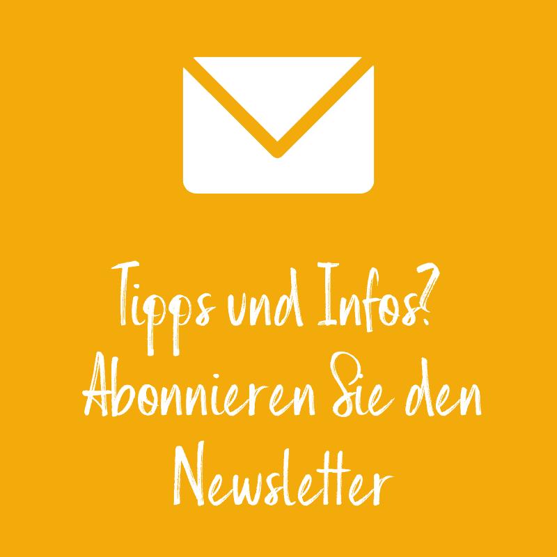 Newsletter abonnieren - Tipps und Infos zu texten und Content Marketing