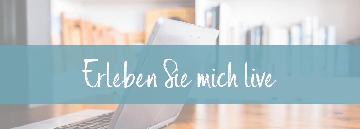 Titelbild Website Workshops und Vorträge - Simone Maader Texte und Strategie, Content-Marketing Hamburg