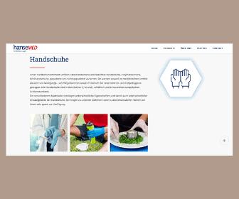 hanseMED for Medical Supply GmbH, Hamburg